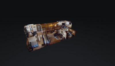255 Corrine Pl Waskom, TX 3D Model
