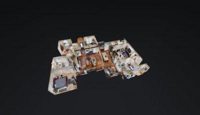 2006 Sage Cove Bullard, TX 3D Model