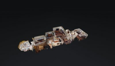 209 Pebble Beach Jacksonville, TX 3D Model