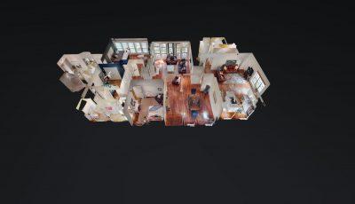 215 Preston Trail Jacksonville, TX 3D Model