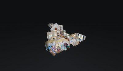 6174 FM 2012 Overton, TX 3D Model