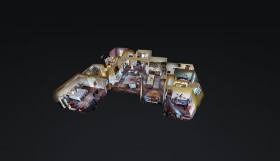 107 New Braunsfels Hallsville, TX 3D Model