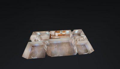 2861 FM 727 Jefferson, TX 3D Model